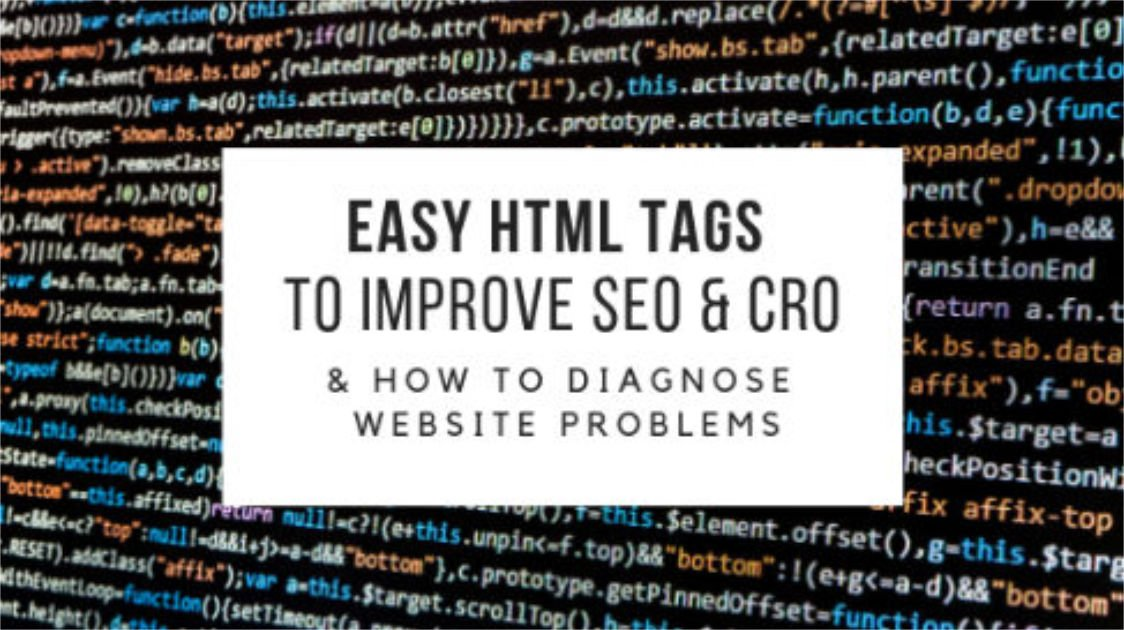Basic HTML Tags You Need To Know For SEO