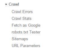 Google Search Console Robots