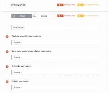 SE Ranking - Optimization