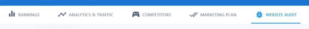 SE Ranking - Website Audit