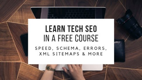 New Technical SEO Course